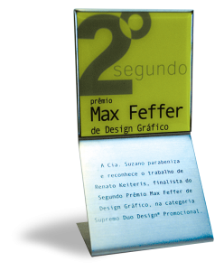 Prêmio Max Feffer de Design Gráfico