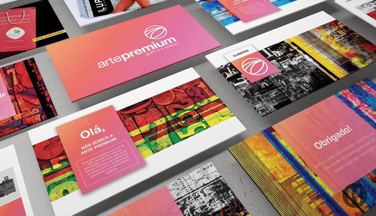 Gráfica Arte Premium